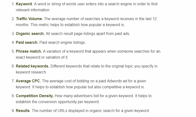 how to use SEMrush toolkit for keywords research with keyword magic tool