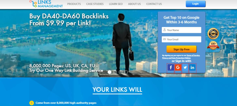 Linkmanagement-Backlink-Outreach-Services