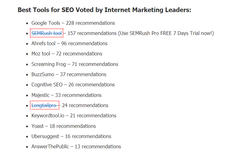 SEO Reporting Tool For Clients 2020! Recommendations By 209+ SEO Experts!