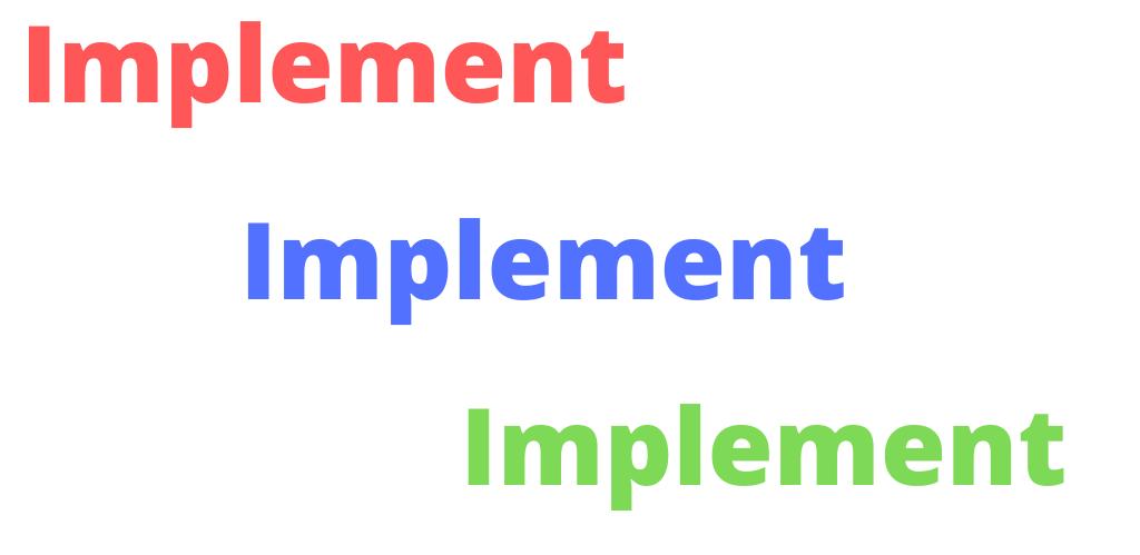 Implement SEO techniques