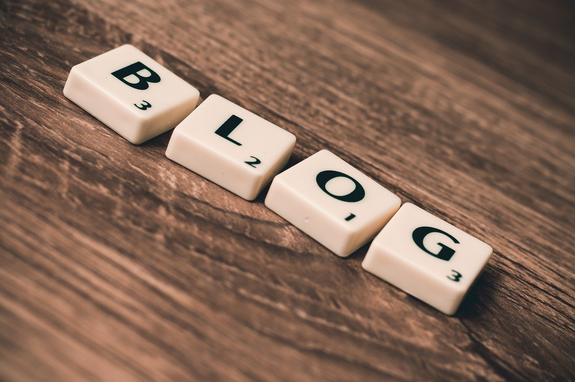 SEO content writers need a blog