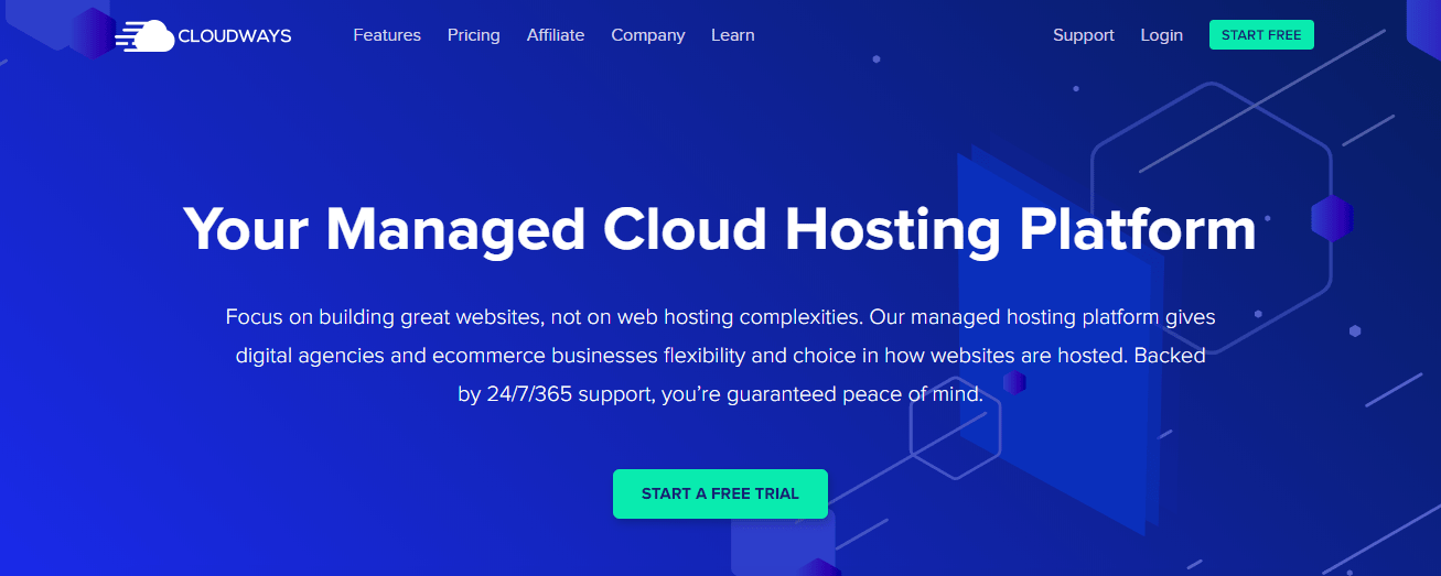 Cloudways-Best Magento Hosting