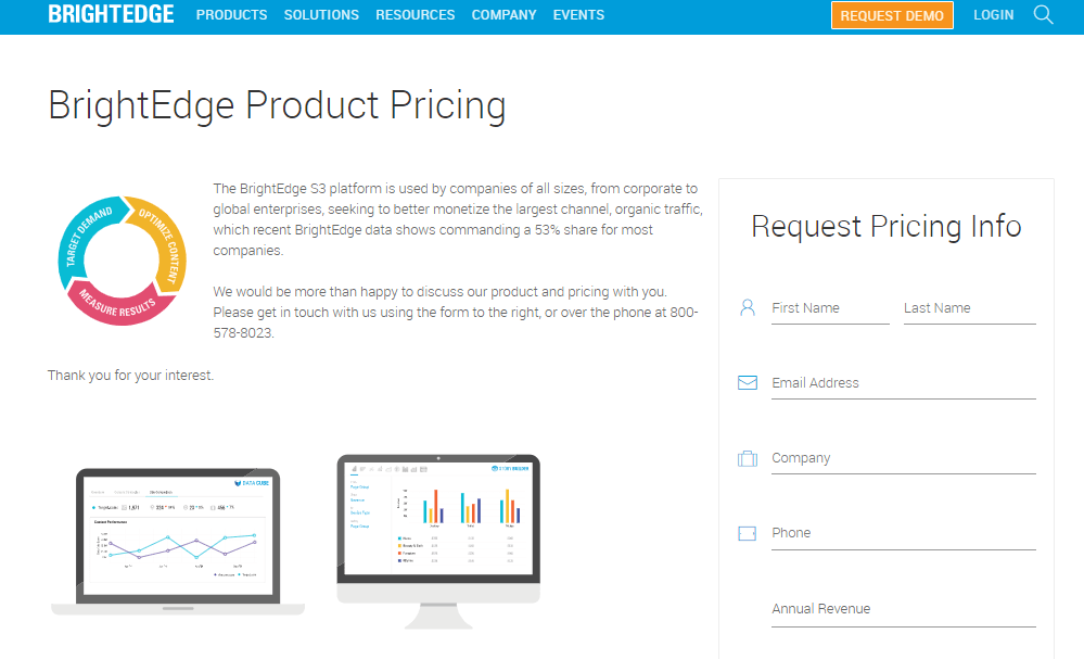 BrightEdge-Product-Pricing