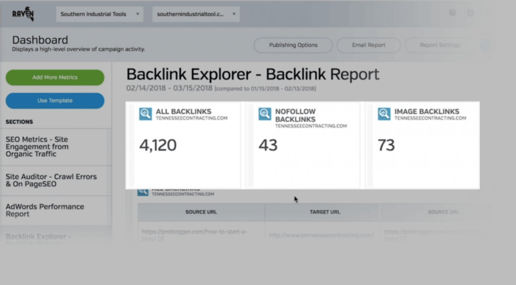 Raven-Tools-For-Backlink-Analysis-Report