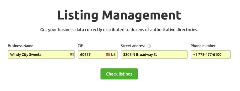 semrush-listing-management